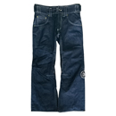 wizard pants RSW9498-denim BLUE