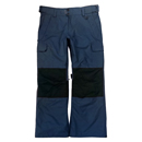 dragon pants RSW9506-NVY×BLK