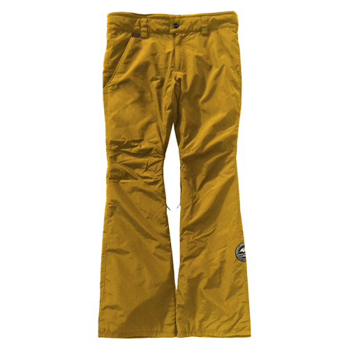 brave pants RSW9510-YELLOW